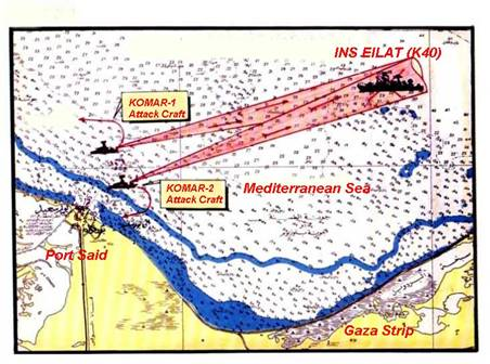 Attack on INS EILAT (Arab)
