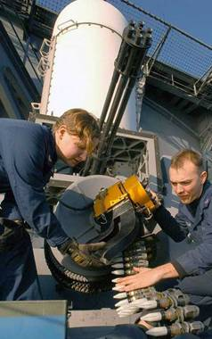 Loading Mk149-4 on George Washington CVN-73_Jan 2004_USN